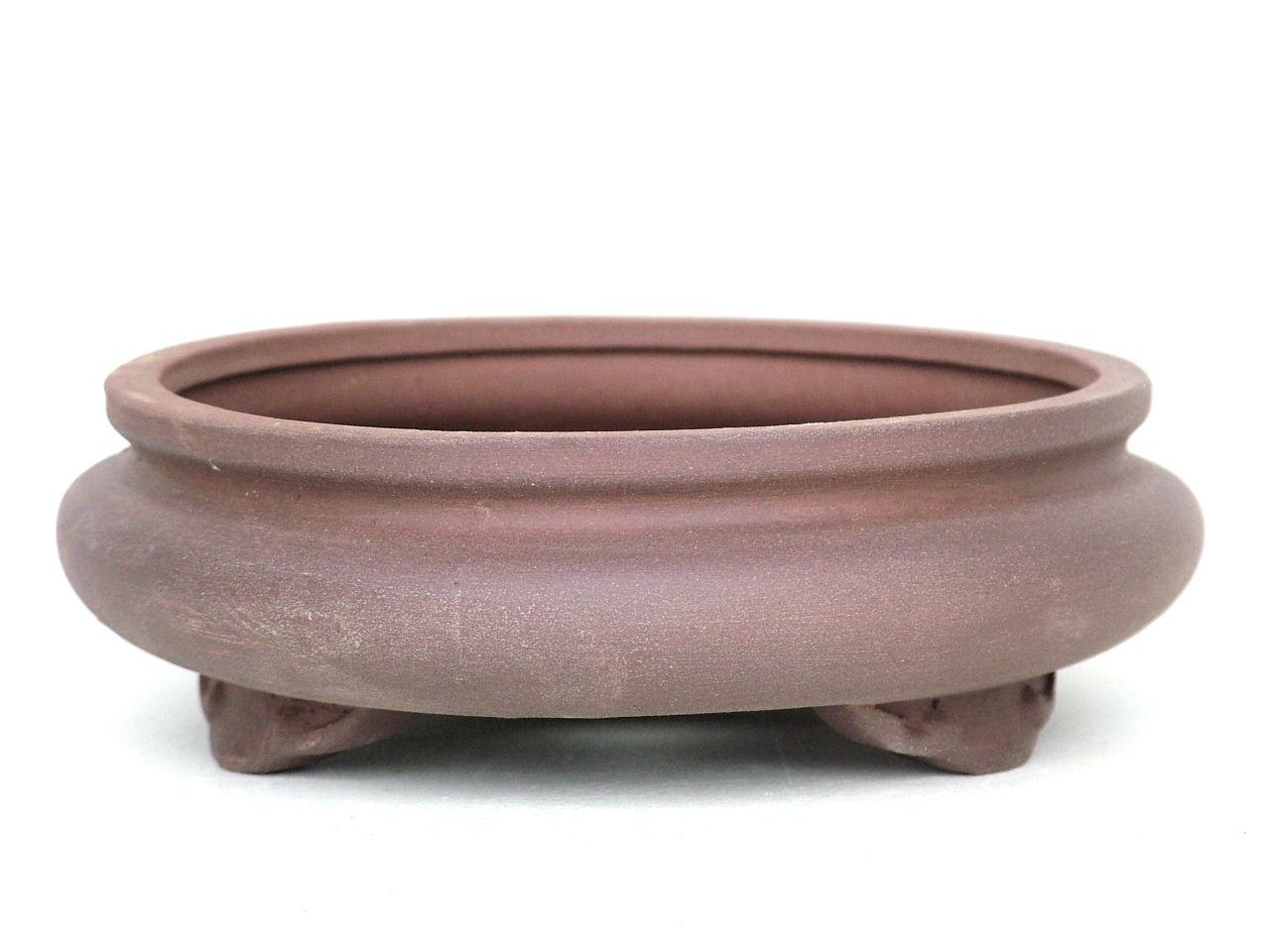 Bonsai-Schale 24x24x9 antik-braun