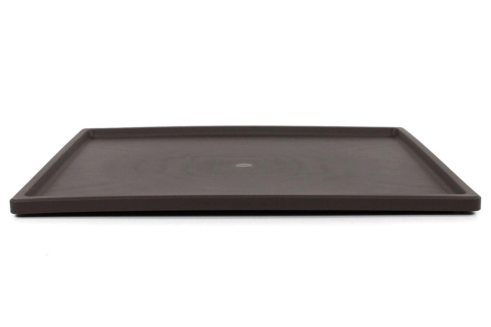 untersetzer braun 47x35x2 cm bei oyaki bonsai kaufen. Black Bedroom Furniture Sets. Home Design Ideas